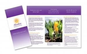 Akashic Impressions Brochure