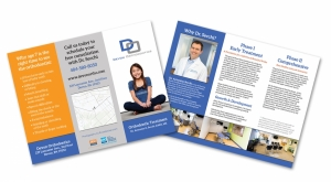 Devon Orthodontics Brochure Design