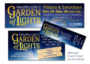 Garden of Lights Promotion