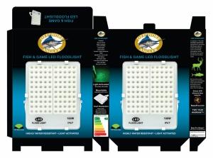 Offshore Angler floodlight package design