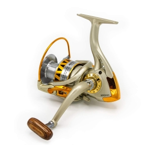 Product photography fishing reel