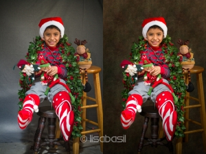 Photo retouch and manipulation before and after