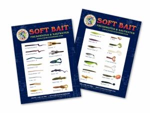 Soft Bait Flyer Design